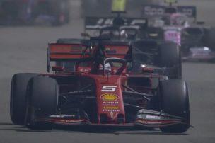 Vettel feiert f�nften Singapur-Sieg