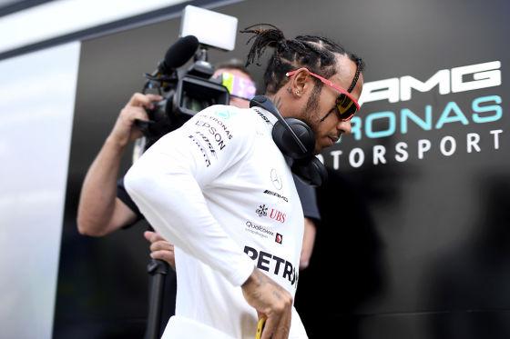 Hamilton will keine Hilfe vom Teamkollegen