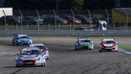 TCR Germany: Reifenschaden