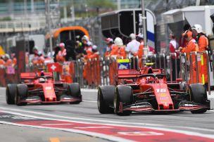 Vettel konzentriert sich aufs Rennen
