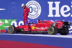 Ferrari verarscht Vettel