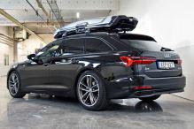 Sportliche Premium-Dachbox