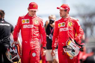 Offener Krieg zwischen Vettel und Leclerc