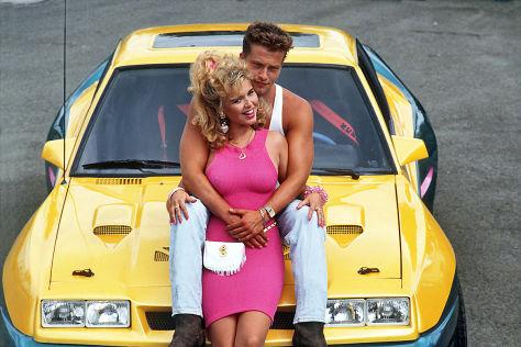 "Opel Manta B: Filmauto aus ""Manta, Manta"""