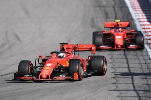 Ferrari wirkt überfordert