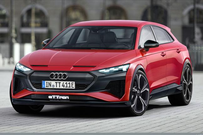 Audi eTTron (2021): Neuvorstellung - Skizze - Elektro - SUV - autobild.de