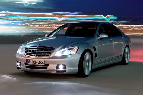 Mercedes S-Klasse (W221) Tuning: Lorinser
