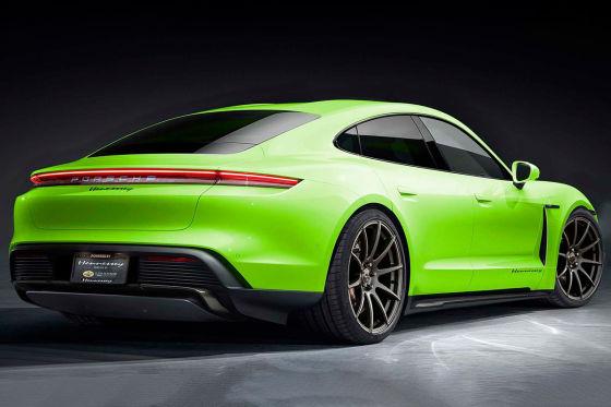 Starker Look für Porsche-Stromer