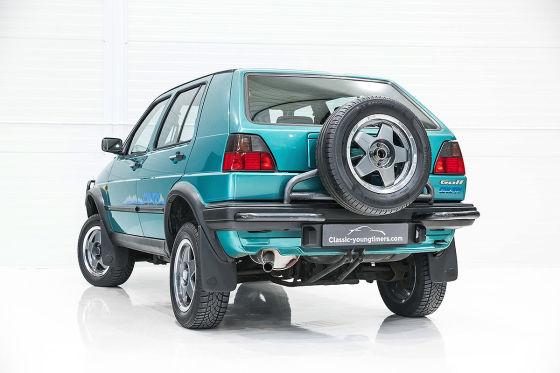VW Golf Country zum guten Preis