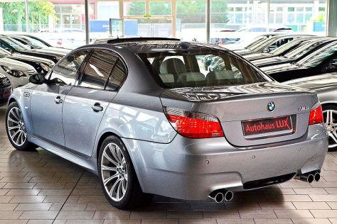 Bmw M5 E60 Originaler M5 Mit V10 Und 507 Ps Zu Verkaufen Autobild De