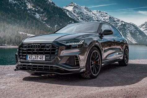 Audi Q8 Tuning: Abt Sportsline Leistungs-Plus