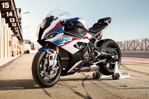 Bringt BMW M-Motorräder?