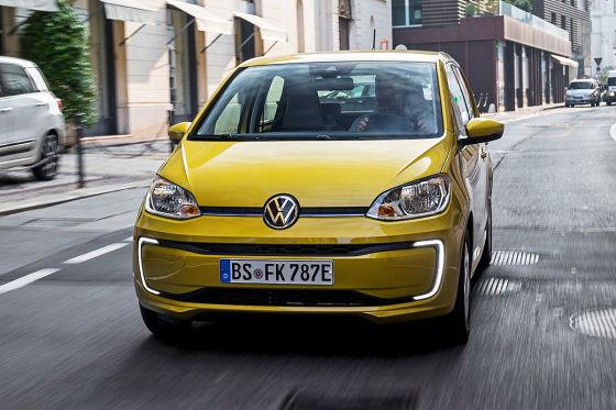 VW E-Up mit mehr Reichweite für weniger Geld