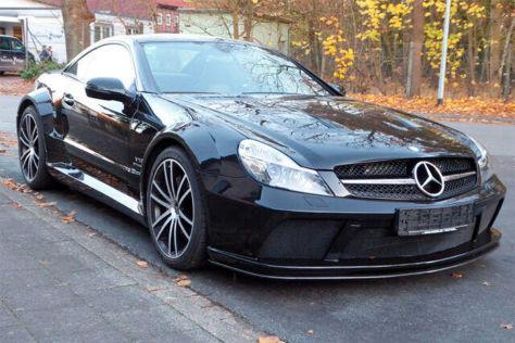 Mercedes SL 65 AMG Black Series zu kaufen