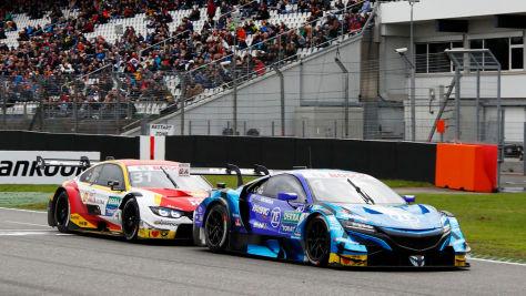 DTM: Super GT beim Finale