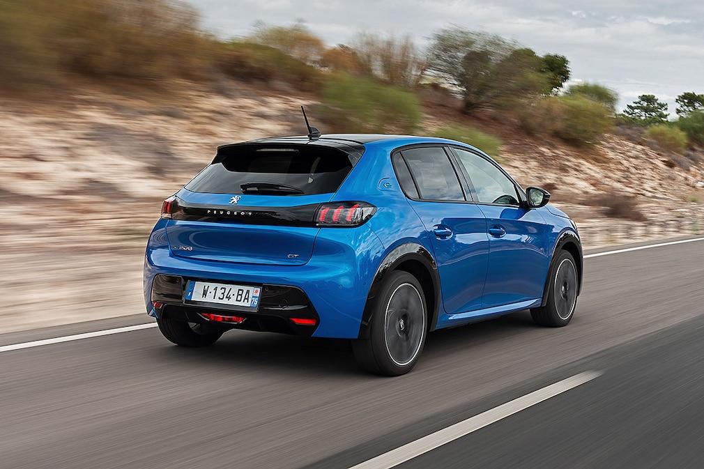 Peugeot e-208  !! SPERRFRIST 02. Oktober 2019 7 Uhr !!
