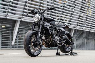 DIY-Kit für Ducati Scrambler