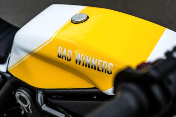 Ducati Scrambler: DIY-Motokit von Bad Winners