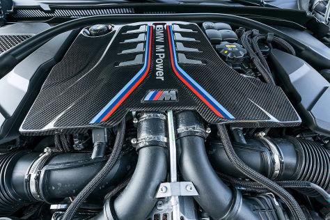 BMW M V8 S68 (2022): BMW entwickelt neuen V8