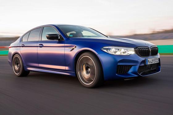 Neuer V8 von BMW