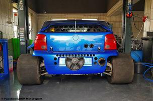 Dieser Lupo ist st�rker als ein Bugatti!