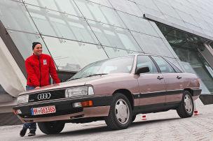 Audi 200 quattro: Klassiker des Tages