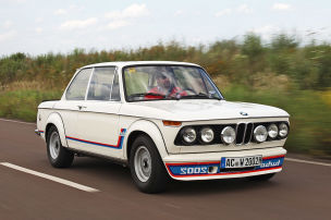 Klassiker des Tages: BMW 2002 turbo