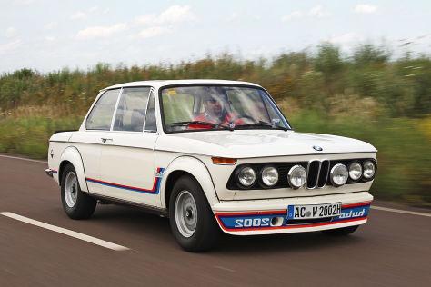BMW 2002 turbo: Leistung