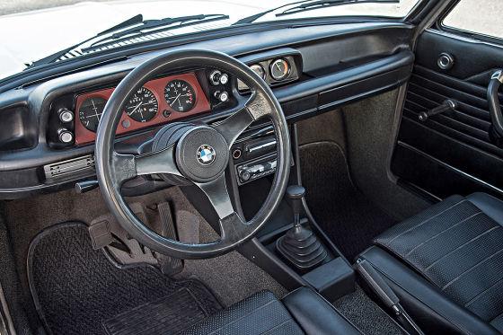 Klassiker des Tages: BMW 2002 turbo