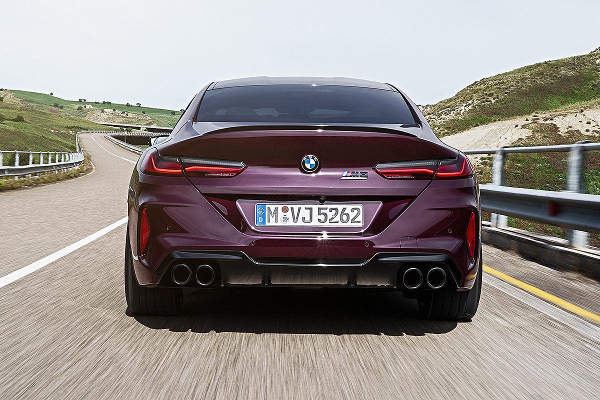 BMW M8 Gran Coupé (2020): Als Competition mit bis zu 625 PS