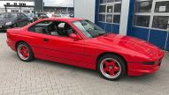 BMW 840i (E31): Individual