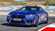 M8 Competition im Performance-Test