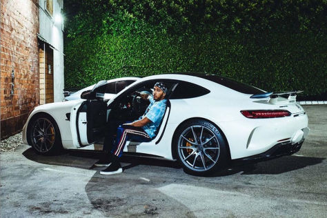 Traumautos aus Lewis Hamiltons Garage