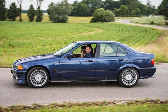 Klassiker des Tages: Alpina B8 4.6