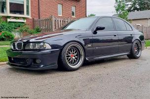 BMW M5 mit über 650.000 Kilometern