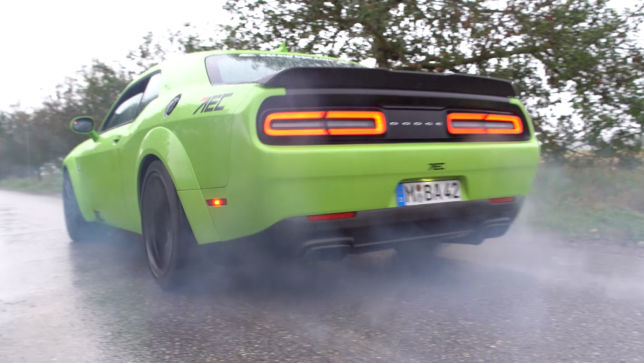 So kommt der Challenger XR Hellcat