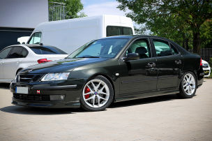 350-PS-Saab mit OPC-Power