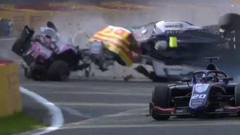 Formel 2: Correas erster Auftritt
