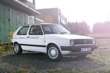 Wie VW den Golf 2 zum E-Auto machte