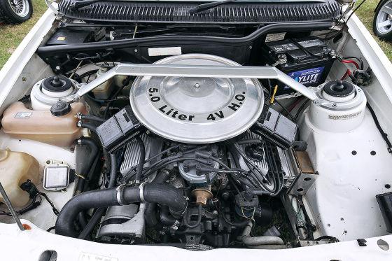 Ford Sierra XR8: Klassiker des Tages