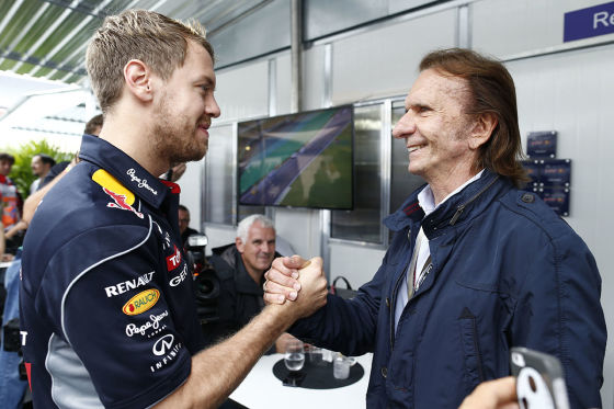 Fittipaldi glaubt weiter an Vettel