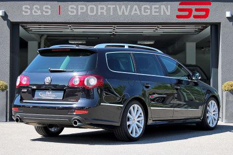 VW Passat R36 (2009): Kaufen, gebraucht, VR6
