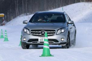 Winterreifen f�r kompakte SUVs