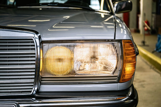 Technik-Check: Mercedes W 123