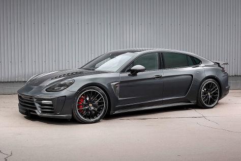Porsche Panamera Executive Tuning: TopCar Body-Kit
