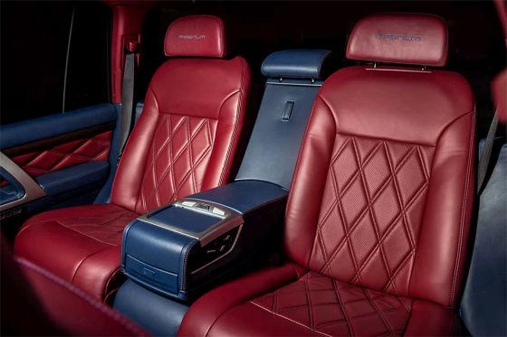 7er-BMW-Sitze für den Land Cruiser