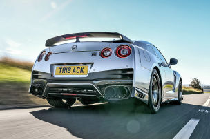Nissan GT-R: Litchfield