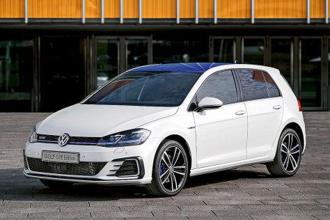 VW Golf GTE Edition (2019): Preis, Motor, Ausstattung, limitiert