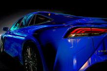 Toyota Mirai Concept (2020): Brennstoffzelle, Reichweite