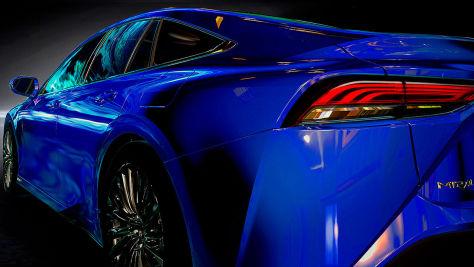 Toyota Mirai Concept (2020)